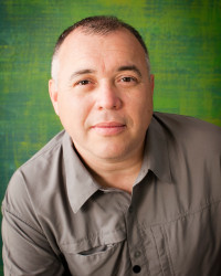 Gonzo Flores, Shamanic Healer, Herbalist and Medicine Man